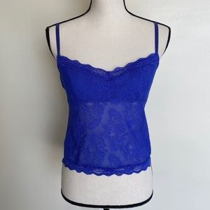 Frederick's of Hollywood Lace Cami